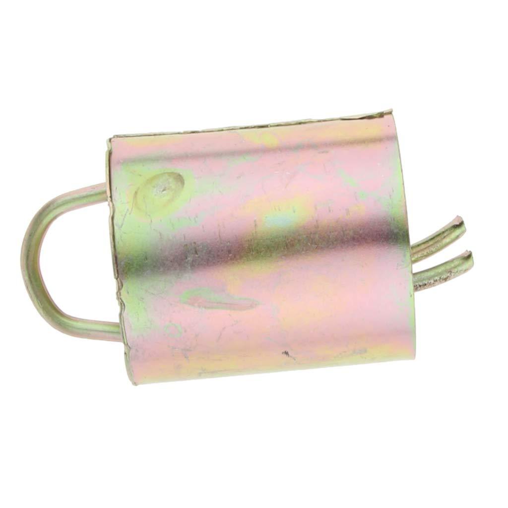 3 Sharplace Cloche en Cuivre de Cheval de Vache Mouton B/étail Animaux pour Ferme