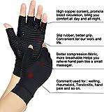 Copper Arthritis Gloves Women and Men