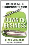 Down to Business, Clara Villarosa and Alicia Villarosa, 1583333541