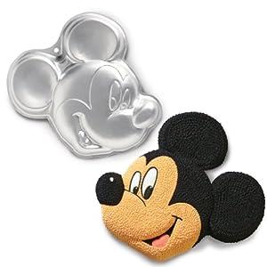 Mini Mouse Cake Pan