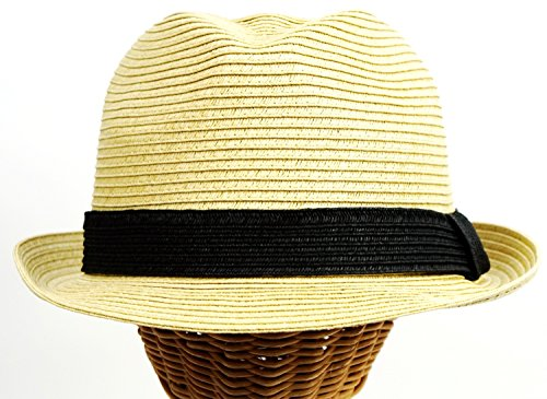 Petite Braid Fedora made in New England