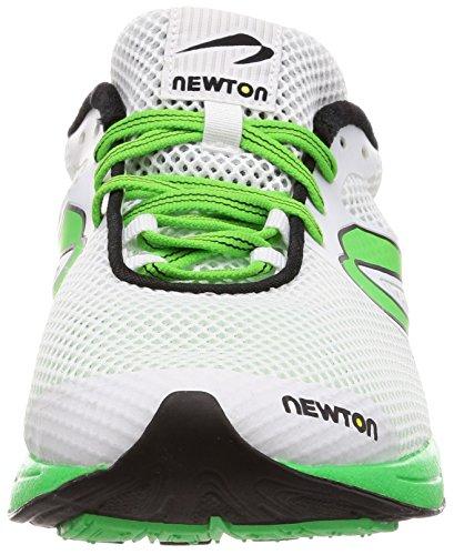 Weiß Distance Elite Laufschuhe newtonrunning 001 White Lime Herren ZqCIxA