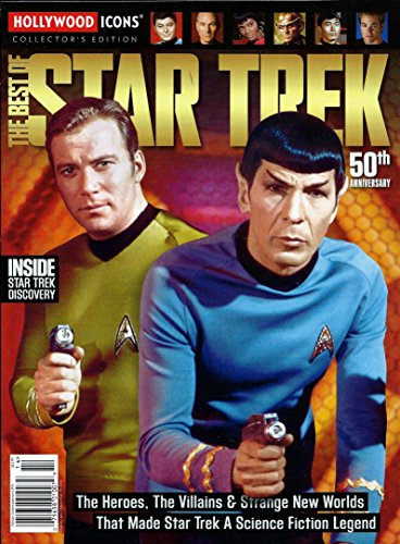 Hollywood Icons The Best of Star (Star Trek Icons)