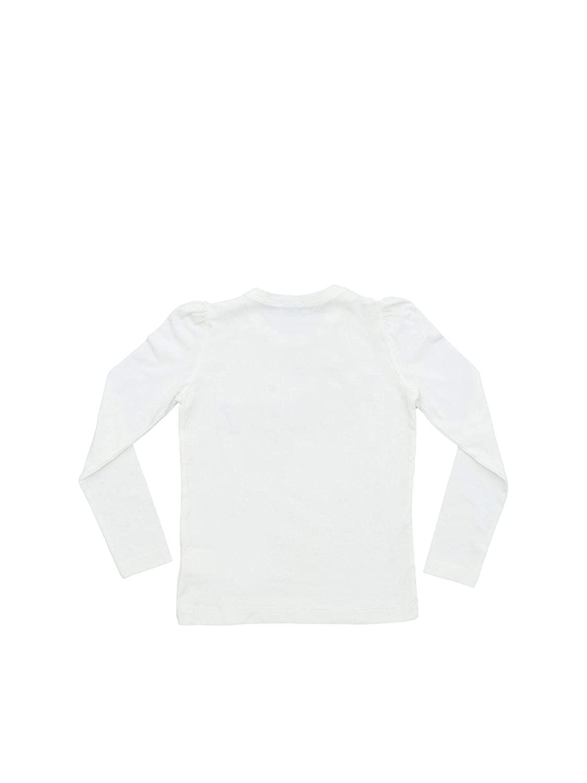 MONNALISA Jerry Bambina 194628PX Panna T-Shirt Inverno