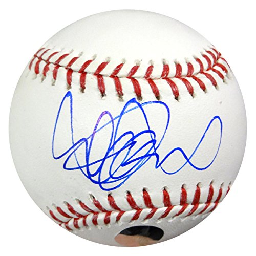 ICHIRO SUZUKI AUTOGRAPHED OFFICIAL MLB BASEBALL SEATTLE MARINERS IN STAEDTLER IS HOLO STOCK #72974 by...