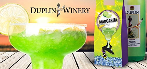 Duplin Winery Margarita Sweetzer Frozen Wine treat Gift Set, 1 x 750 mL