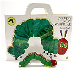 The Very Hungry Caterpillar: Giant Board Book: Amazon.co.uk: Eric ...