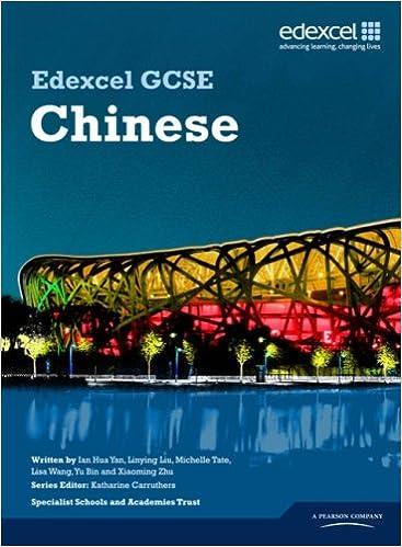 Edexcel GCSE Chinese Student Book: Amazon co uk: K  Carruthers