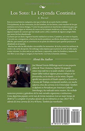 Los Soto: La Leyenda Continúa: The Soto: The Legend Continues (Spanish Edition): José Millariega: 9781515279051: Amazon.com: Books