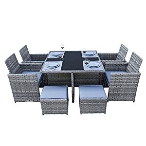 51AgNfd00%2BL._SS300_ Best Wicker Patio Furniture Sets For 2020