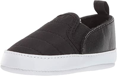 Little Me Kids Baby Sneakers, Black