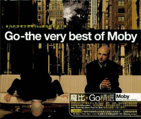 Go-Very Best of [IMPORT] By Moby (0001-01-01) (Moby Go The Very Best Of Moby)