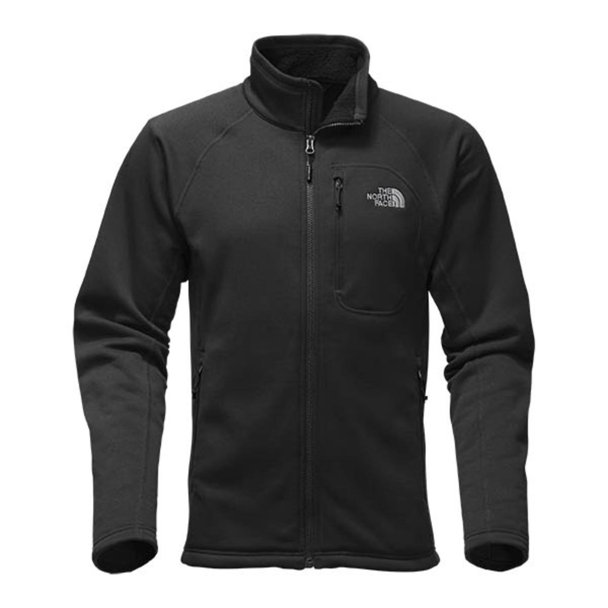 The North Face Mens Timber Full Zip Falcon Brown Size XXL