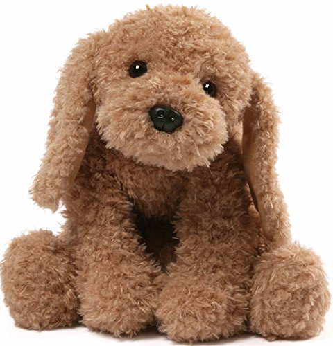 GUND Puddles Dog Stuffed Animal Plush, Brown, 10