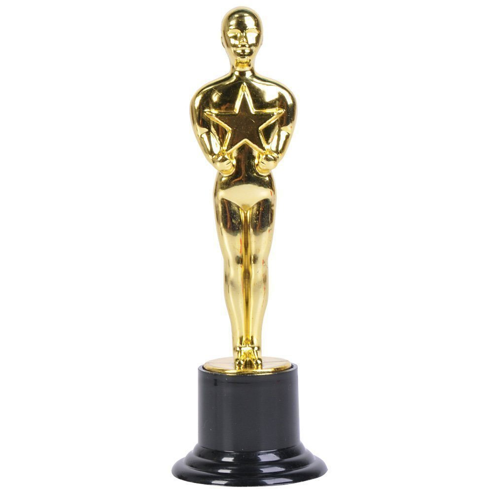 6 Oscar Award Trophies by PlayTime by Play Time
