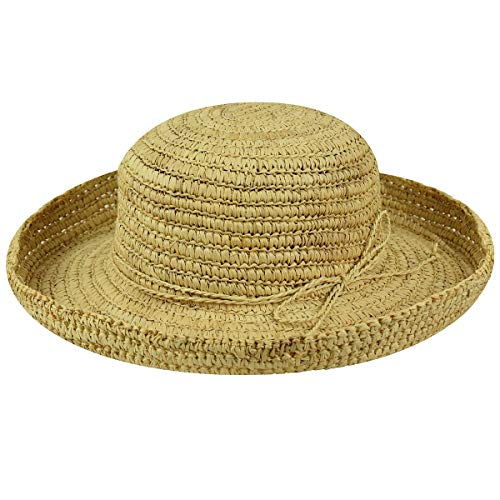 (Pantropic Women Sonoma Crusher Hat Natural One Size Fits Most)