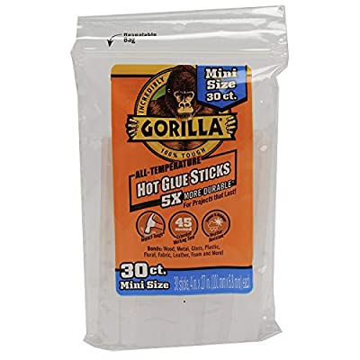 Gorilla Hot Glue Sticks