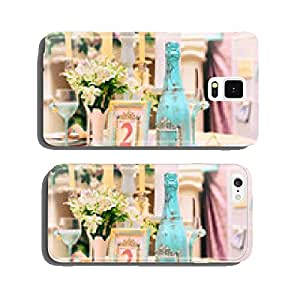 Flower and candle decoration for a wedding cell phone cover case iPhone6