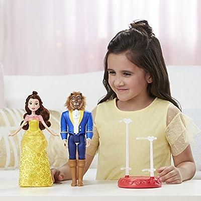 Disney Princess Enchanted Ballroom Reveal: Hasbro: Toys & Games