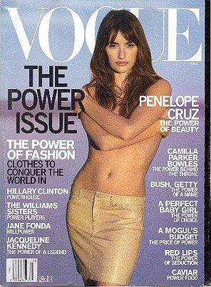 Download VOGUE Magazine March 2001 PDF