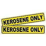Decal-Kerosene//SSK Pack of 5 Labels