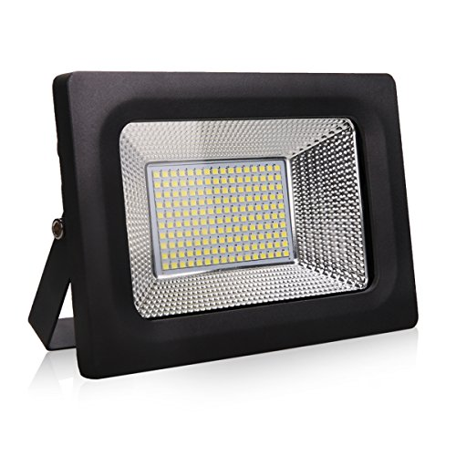 Lantoo 30W Led Flood Light, Super Bright Outdoor LED Flood Light Work Lights W/3000LM, IP65 Waterproof, Daylight White, 6000K, Wall Landscape Light for Garden Yard Garage Warehouse by Lantoo