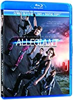 The Divergent Series: Allegiant Combo [Blu-ray + DVD + Digital Copy] (Bilingual)