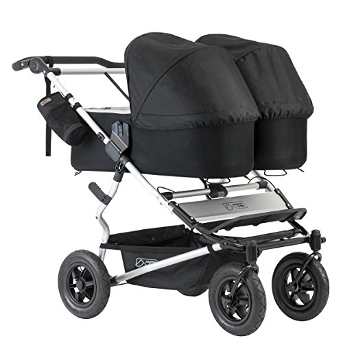 Mountain Buggy Duet 2016 Double Stroller, Black by Mountain Buggy (Image #12)