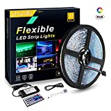 Best Led Light Strips - PHOPOLLO RGB Led Strip Lights Waterproof with Remote Review