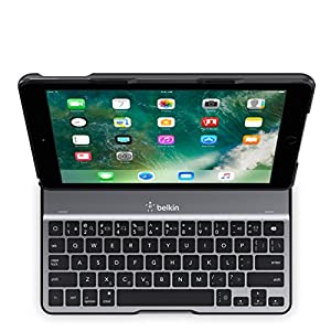 Belkin QODE Ultimate Lite Keyboard Case for iPad 5th Generation (2017) and iPad Air (1st Generation) - F5L904ttBLK from Belkin Inc.