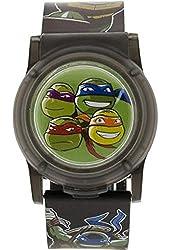 Nickelodeon Teenage Mutant Ninja Turtles Flashing LCD Watch