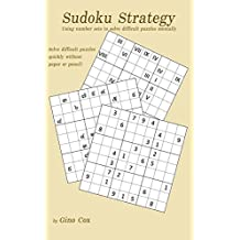 Sudoku Strategy: Using number sets to solve difficult puzzles mentally
