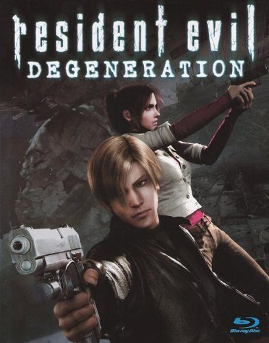Resident Evil: Degeneration (Blu-ray Steelbook Bonus Disc) [Blu-ray] by Sony Pictures