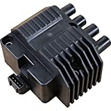 opel astra 1 6 - Egal Plastic Ignition Coil 1208063 10457075 1103872 1103905 Car Replacement Accessory for Opel Corsa A B 1.4 1.6 Astra F Vectra B1.6