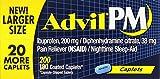 Advil PM Caplets (200 ct.)