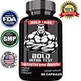 Testosterone Booster Extra Strength (90 Vegan Caplets) Supplement Testosterone Natural Ultra Testosterone Booster