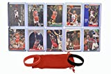 Michael Jordan MJ (10) Assorted Basketball Cards