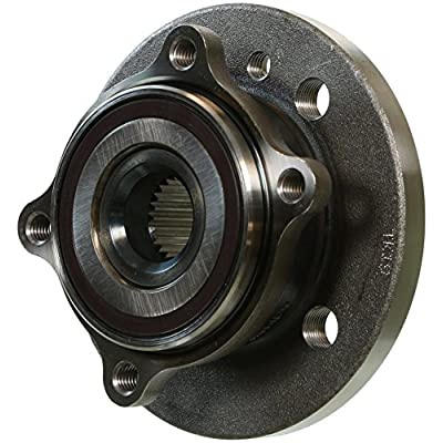 MOOG 513309 Wheel Bearing and Hub Assembly: Automotive