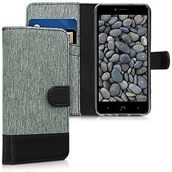 Amazon.com: kwmobile Wallet Case for bq Aquaris X/X Pro ...