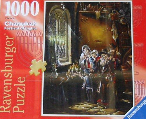 - Chanukah Festival of Lights 1000pc. Puzzle