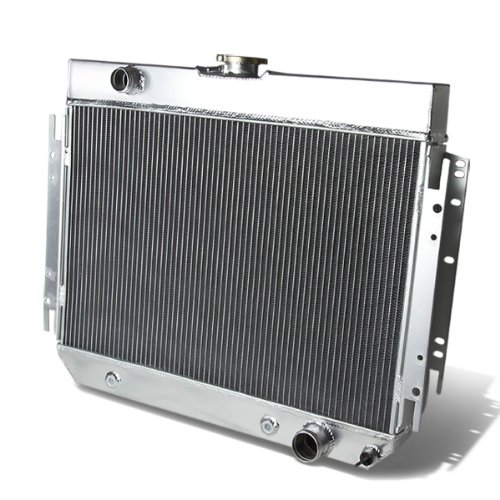 (For Bel Air/Biscayne/Caprice/Impala Full Aluminum 3-Row Racing Radiator)