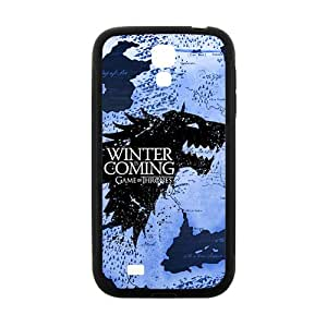 Winter unique map Cell Phone Case for Samsung Galaxy S4