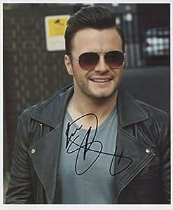 Shane Filan foto firmada de 1st generación PRINT Ltd + 150 Certificado (4)