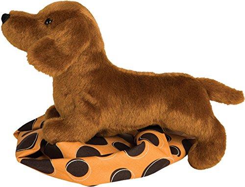 (Dilly The Dachshund Dog Plush Stuffed)