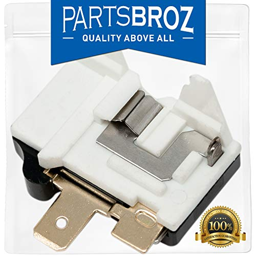 6750C-0004R Overload Protector for LG & Kenmore Refrigerators by PartsBroz - Replaces Part Numbers AP4651578, 1268273 & PS3529535 (Refrigerator Parts Avanti)