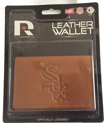 (MLB Chicago White Sox Leather Wallet)