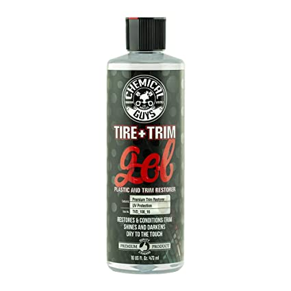 f6fb053575 Amazon.com  Chemical Guys TVD 108 16 Tire and Trim Gel for Plastic ...