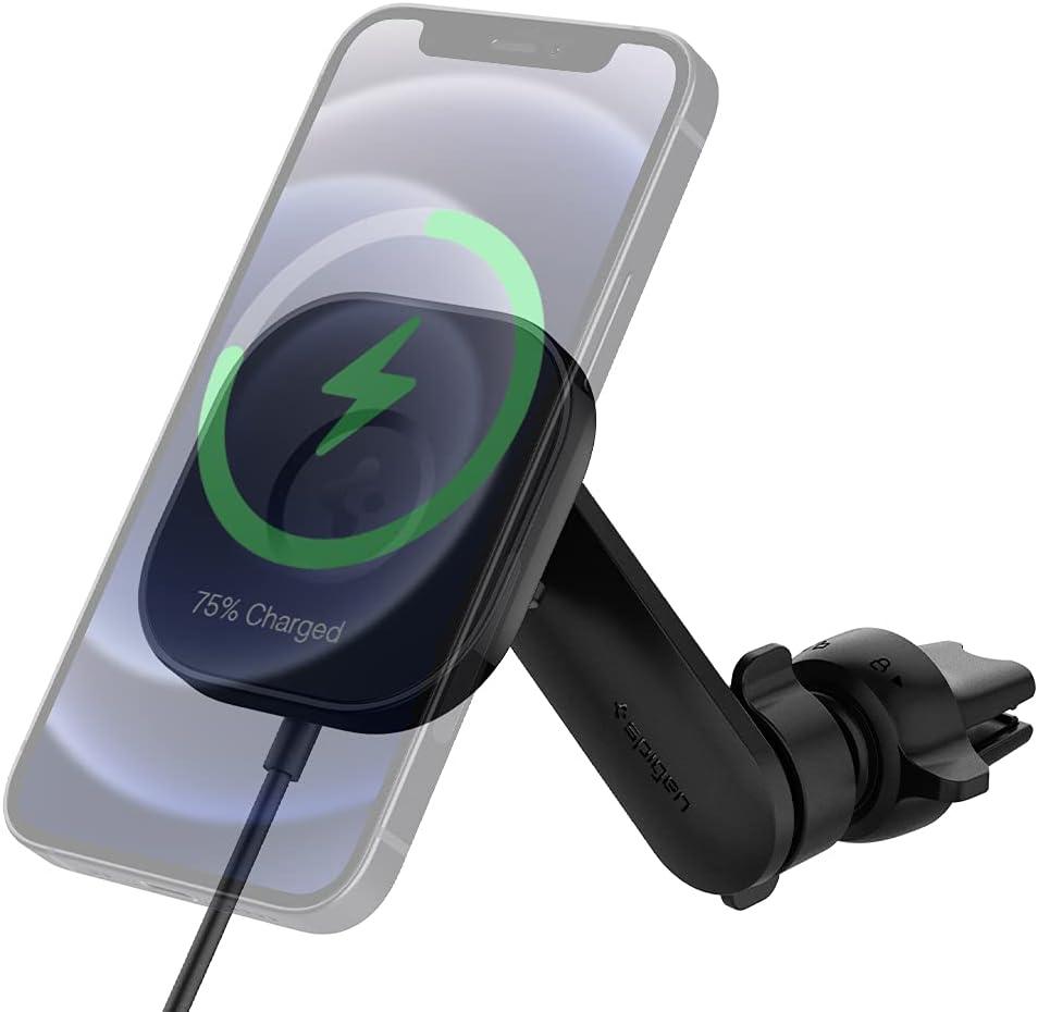 Spigen OneTap Pro Designed for Car Wireless Moun Charger Financial sales sale Ranking TOP8 Magsafe