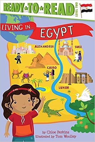 Living In Egypt Chloe Perkins Tom Woolley