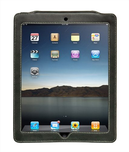 Sumdex CrossWork Leather Sleeve for The iPad Tablet